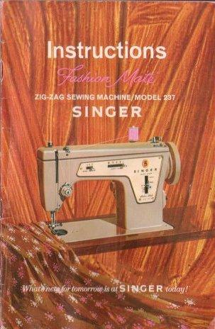Singer fashion mate 360 manual pdf