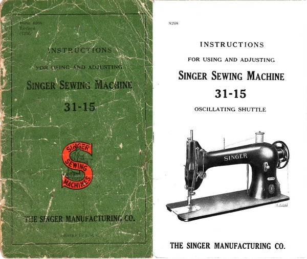 Index Of EbayFilesEbayStorePicsManualsSewing Inspiration The Singer Manufacturing Co Sewing Machine Ebay
