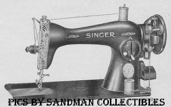 ID Singer Machines
