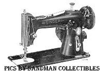 ID Singer Machines