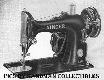 Singer ID 99K id singer machines singer 201-2 wiring diagram at gsmx.co